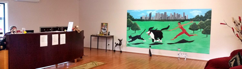 Dog Boarding House Melbourne